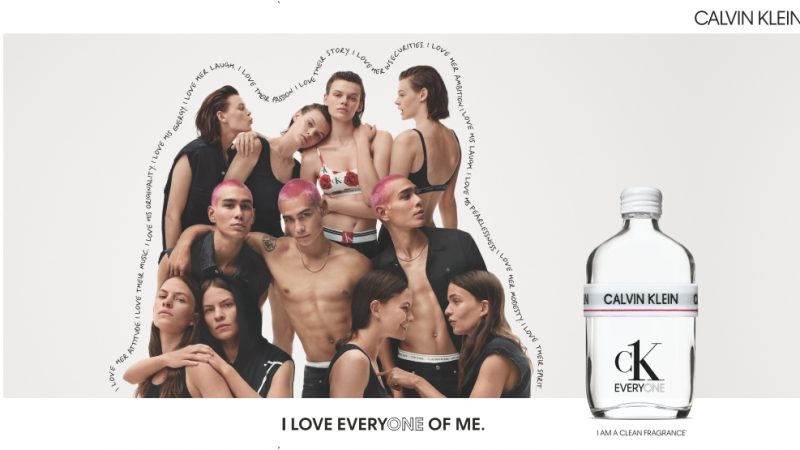 Per uomo o per donna? Calvin Klein crea la fragranza NO GENDER