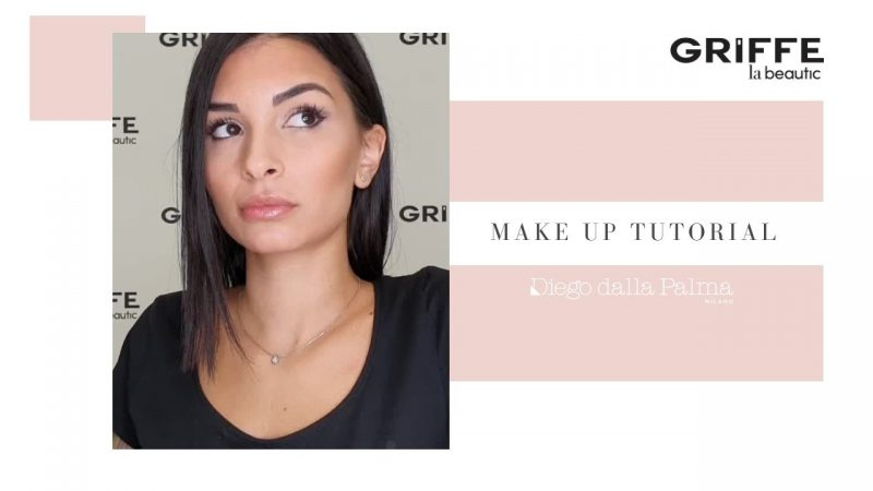 Beauty Tutorial! Make-up colorato con i prodotti Diego dalla Palma