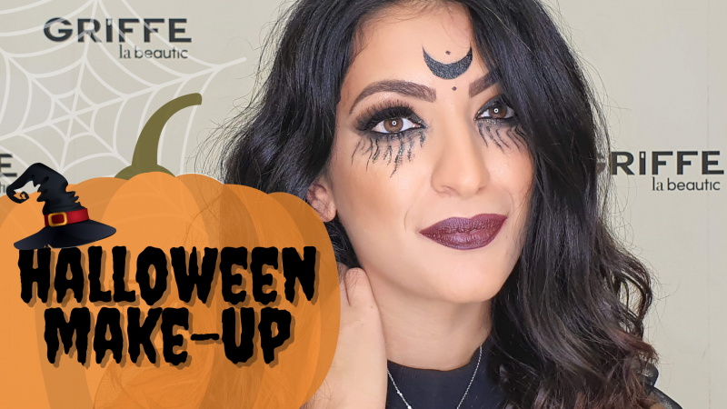 Halloween make-up tutorial: la notte delle streghe